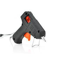 Пистолет клеевой с питанием от 220V SL-E 20W, 220V, Black, Blister
