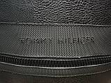 Высококачественный рюкзак кожи TOMMY HILFIGER модный стиль для мужчин и женщин городской Только оптом, фото 6