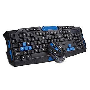 Беспроводная клавиатура+мышь HK8100, фото 2