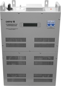 Стабилизатор напряжения тиристорный Донстаб СНПТО-18 (компенсационного типа)