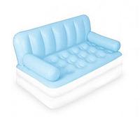 Надувной диван-трансформер 5 в 1 Bestway 75039 152х188х64 см IKD