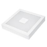 Светильник LED EUROLAMP квадратный накладной с врезным типом монтажа Downlight NEW 24W 4000K