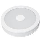 Светильник LED EUROLAMP круглый накладной с врезным типом монтажа Downlight NEW 24W 4000K