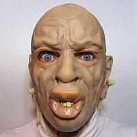 Оригинал! Латексная маска людоеда на Хэллоуин, фото 1