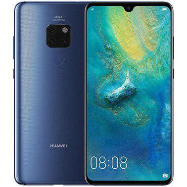 Смартфон Huawei Mate 20 4/128GB DS Midnight Blue