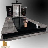 Подвійні надгробні пам'ятники