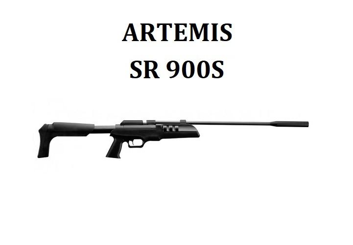 Пневматическая винтовка Artemis SR 900S