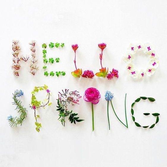 Курс на весну. Время обновляться!