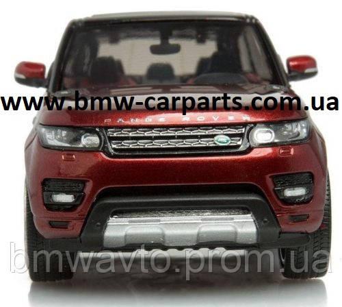 Модель автомобиля Range Rover Sport, Scale 1:43, Chile Red