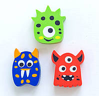 Ластик Yes Funny Monsters 560387