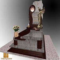 Одинарні надгробні пам'ятники