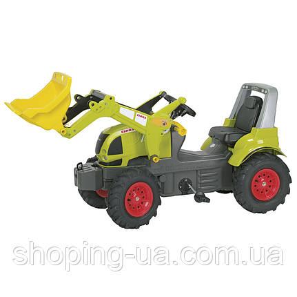 Педальный трактор rollyFarmtrac Claas Arion Rolly Toys 710249, фото 2