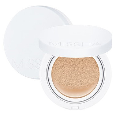 Увлажняющий кушон Missha Magic Cushion Moist Up SPF50+/PA+++ (No.21)