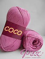 Пряжа хлопковая Vita cotton Coco ( Вита коттон Коко ) №4304