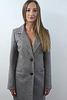 Пальто жіноче №56 (сірий)