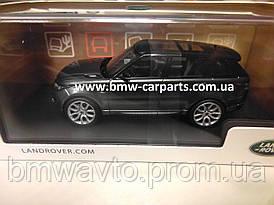 Модель автомобиля Range Rover Sport, Scale 1:43, Corris Grey