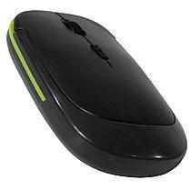 Игровая радио мышь Rapoo 3500 черная 1600 DPI беспроводная для компьютера ноутбука, фото 2