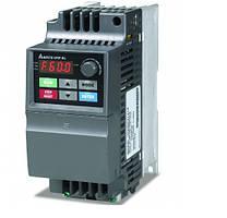 Частотный преобразователь Delta VFD-022EL43A, 2,2 кВт (3 фазы 380-460V)