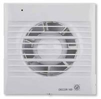 DECOR-100 S *230V 50* Бытовой осевой вентилятор
