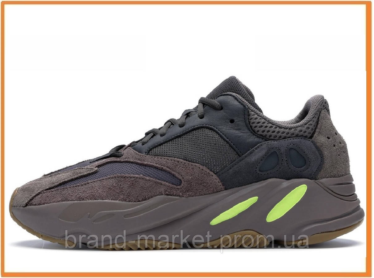 7c772fa7 Женские кроссовки Adidas Yeezy Boost 700 Mauve (Адидас Изи Буст 700,  коричневые) -