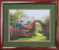 Набор для вышивания «Дача в деревне»