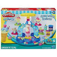 Игровой набор Фабрика мороженого Play Doh