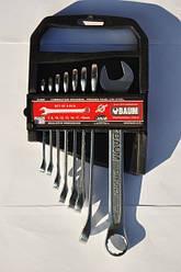 Набор ключей комбинированных BAUM 30-08МР 8 пр