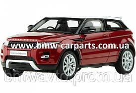 Модель автомобиля Range Rover Evoque Scale Model 1:43 Firenze Red Metallic