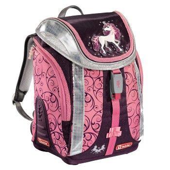 91920779688c Школьный рюкзак Hama Step By Step Flexline - Unicorn Единорог без наполнения