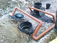 Автономная канализация (биостанция с очисткой 98%) для дома на 3-4 человека, фото 4