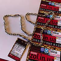Серебряная цепочка 925 пробы  Якорь с удлиненными звеньями 50 грамм