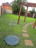 Автономная канализация (биостанция с очисткой 98%) для дома на 3-4 человека, фото 5
