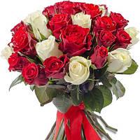 Букет из 41 розы микс , фото 1