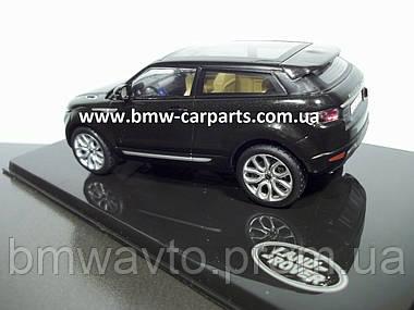 Модель автомобиля Range Rover Evoque 5 Door, Scale 1:43, Santorini Black, фото 3
