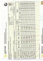 Сертификат труба 40х30