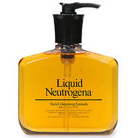 Гель для умывания Liquid Neutrogena Facial Cleansing Formula, фото 1