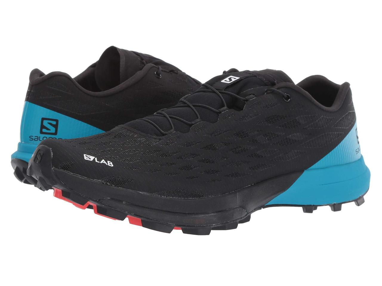 Кроссовки/Кеды (Оригинал) Salomon S/Lab XA Amphib 2 Black/Black/Transcend Blue