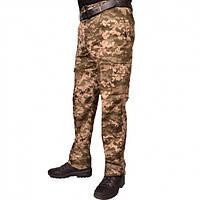 Летние брюки в расцветке пиксель ВСУ от ТМCamo Tec, фото 1