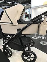 Дитяча універсальна коляска 2 в 1 Expander Moya 02 Latte