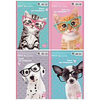 Тетрадь для рисования Kite Studio Pets, 30 листов SP19-243