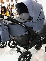 Дитяча універсальна коляска 2 в 1 Expander Moya 03 Denim