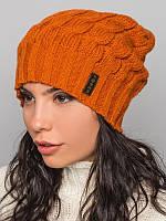 Терракотовая шапка-чулок - 92087