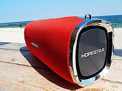 Портативна акустика, бездротова колонка з блютузом Hopestar А6