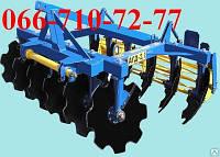 Дисковая борона АГД-2,1 для трактора выбор професионалов!