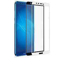 3D защитное стекло для Honor 9 Lite (на весь экран)