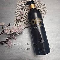 Восстанавливающий Шампунь с Аргановым Маслом  CHI Argan Oil Shampoo  739 ml