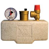 Группа безопасности Watts KSG 30/ISO 2 клапан 1/2