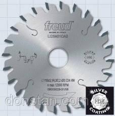 Пила Freud LI25M28 EA3 - подрезная цельная 120х2,8-4,0х2,2х20х24, фото 2