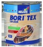 Лак-пропитка Helios Boritex Toplasur Хелиос Боритекс Топлазурь 10л
