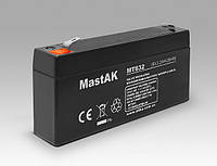 Аккумулятор MastAK MT632( 6v3.2Ah)